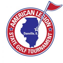 American Legion State Golf Tournament Logo